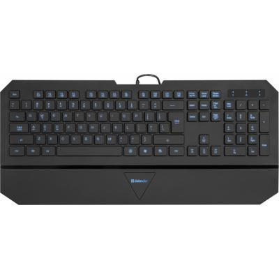 Клавиатура Defender Oscar SM-660L Pro (45662) USB