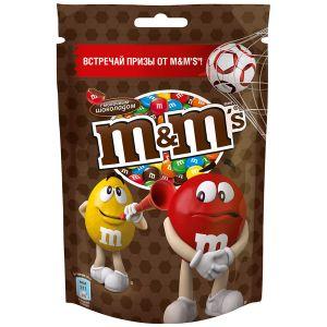 Драже М&Мs 130г шоколад