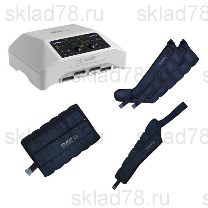 """Doctor Life MK 300 комплект """"Полный"""" (манжеты для ног + пояс для похудения + манжета на руку)"""