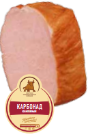 Карбонат Юбилейный 0,13кг к/в в/уп СПК Новосибирск 350гр