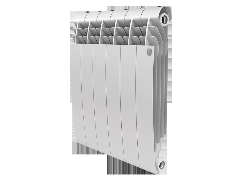 Радиатор алюминиевый Royal Thermo Biliner Alum 500 - 8 секций