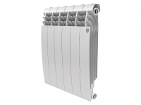 Радиатор алюминиевый Royal Thermo Biliner Alum 500 - 6 секций