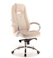 Компьютерное кресло Everprof Drift M для руководителя Кремовое