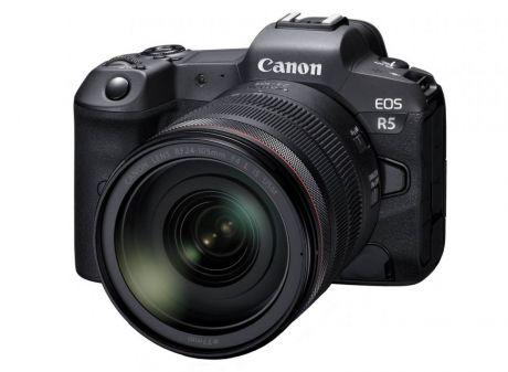 Canon EOS R5 Kit RF24-105mm