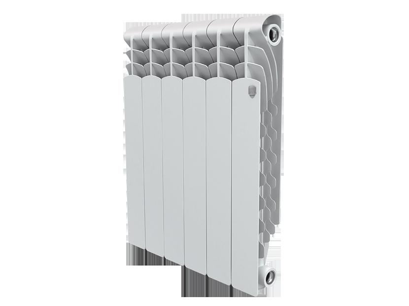 Радиатор алюминиевый Royal Thermo Revolution 500 - 8 секций