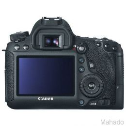 Зеркальный фотоаппарат Canon EOS 6D Body(Wi-Fi)