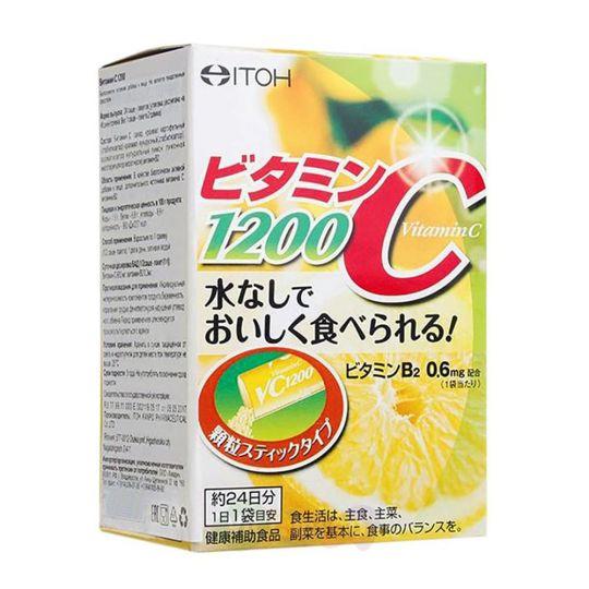 ITOH Витамин С 1200