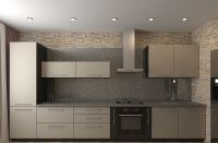 Кухня Fenix NTM 0717 Castoro Ottawa