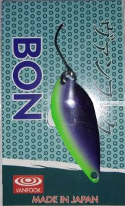 Блесна колеблющаяся Troutland Bon 3,2 гр / цвет:  20
