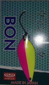Блесна колеблющаяся Troutland Bon 3,2 гр / цвет:  21