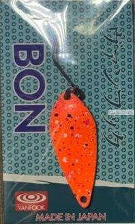 Блесна колеблющаяся Troutland Bon 3,8 гр / цвет:  41