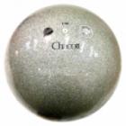 Мяч Ювелирный 17 см Chacott 598 Серебро