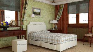 Кровать с матрасом Сет R Mr.Mattress