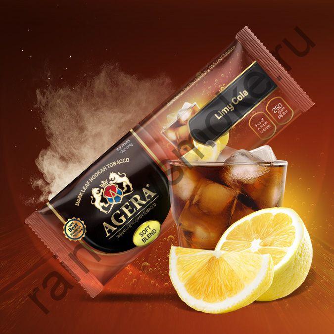 Agera Medium 250 гр - Limy Cola (Кола с Лаймом)