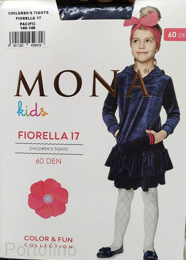 MONA FIORELLA 17 60den колготки детские