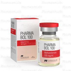 Метандиенон 100 мг / мл