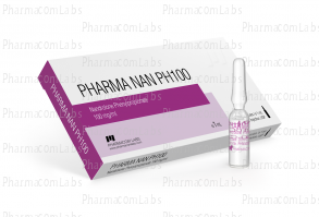 PHARMA NAN PH 100 АМПУЛЫ