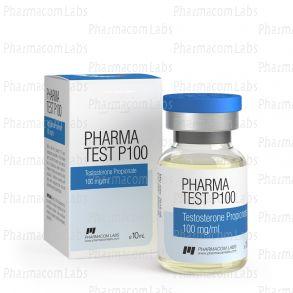 Тестостерон пропионат 100мг/мл