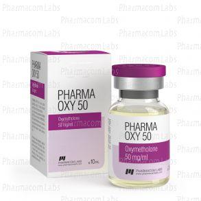 Оксиметалон 50 мг/мл