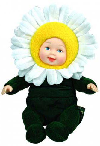 Кукла Kids детишки-ромашки