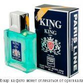 KING by KING.Туалетная вода 100мл (муж), шт