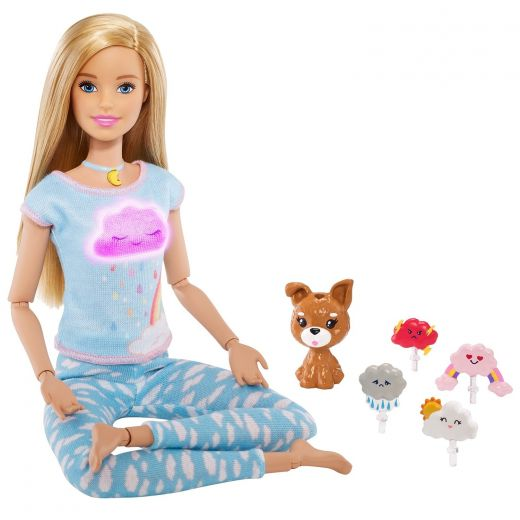 Кукла Barbie Kids время для йоги!