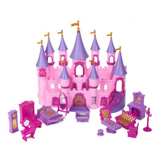 Замок Farad для настоящих принцесс