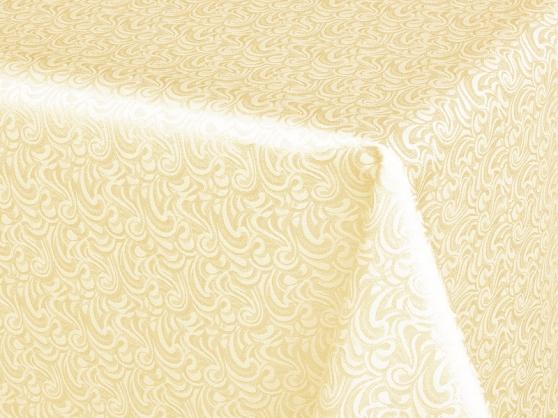 Мати рис.2159 цвет 030202 сливочный, шир.155