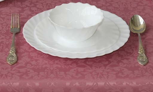 Журавинка ткацкий рис.1472 цвет 120503 (светлая брусника)