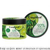 COMPLIMENT Гель для лица и тела Освежающий с экстрактом зеленого чая 400мл, шт