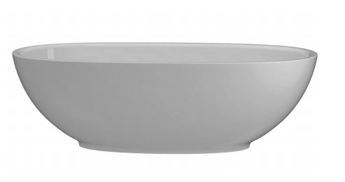 Globo ванна из искусственного камня Bathtubs VABOCA 185x85 ФОТО