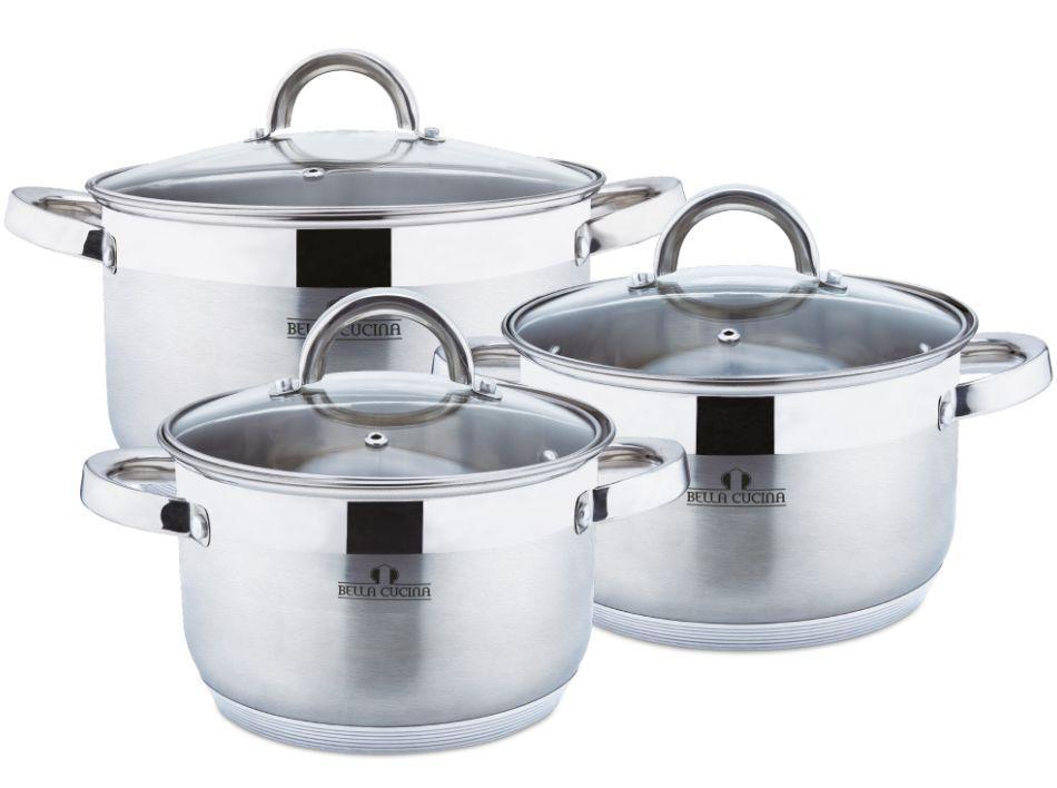 BC-2030 Набор посуды, 6пр