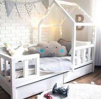 Кровать-домик Fairy Land, любые размеры и цвета