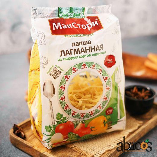 """Лапша""""Лагманная"""" 200гр"""