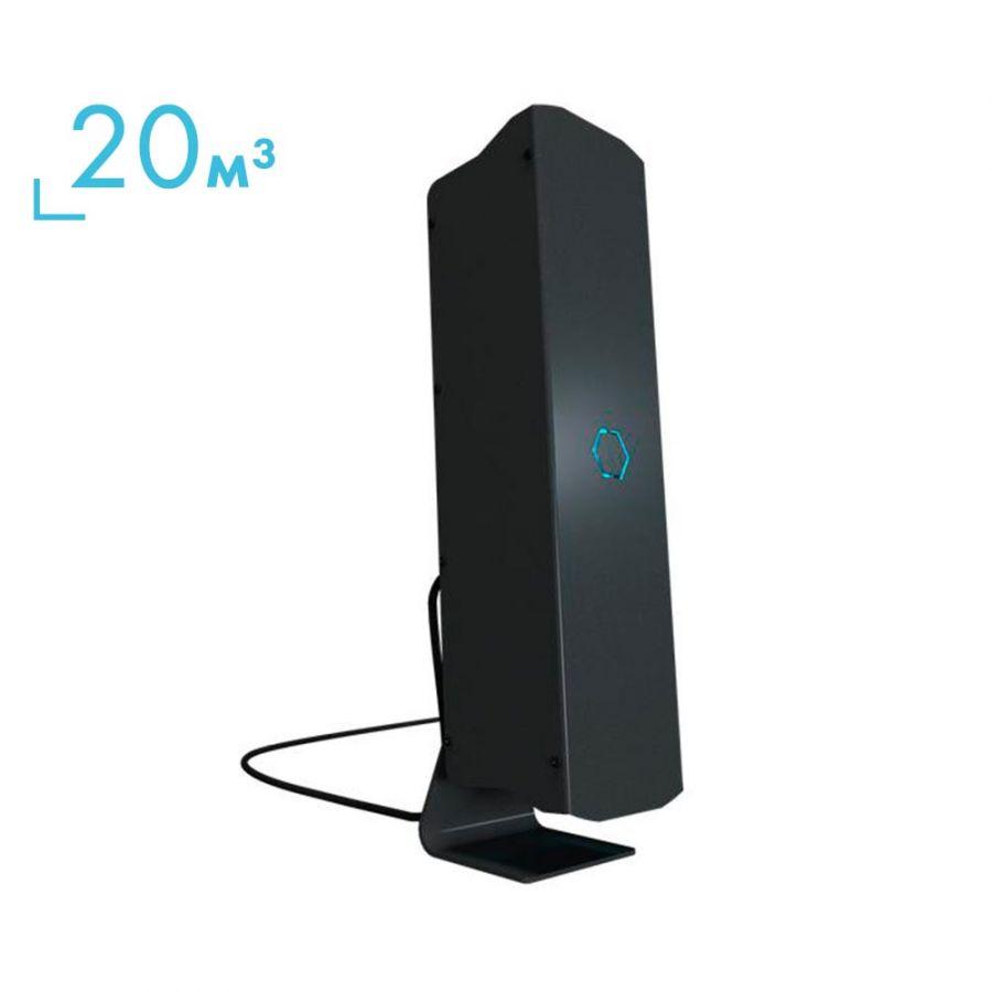 Ультрафиолетовый рециркулятор Солнечный Бриз-1 Black Edition