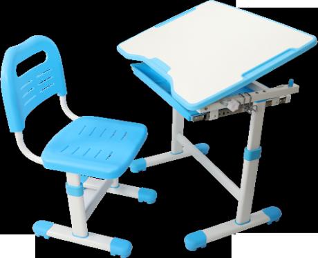Комплект парта и стул «FunDesk» Sole