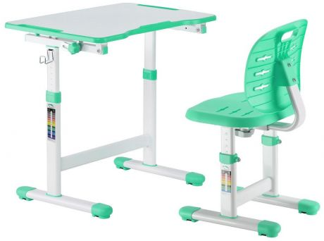 Комплект парта и стул «FunDesk» OMINO