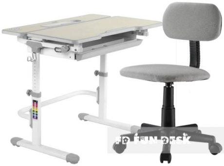 Парта-трансформер «FunDesk» Lavoro L + кресло SST7