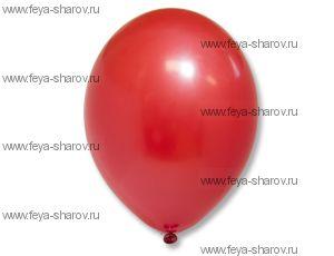 """Шар 14""""(34см) Belbal Red 101"""