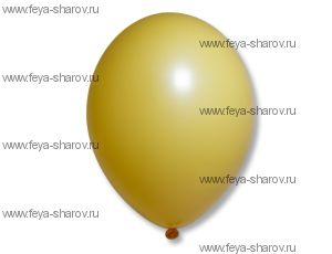 """Шар 14""""(34см) Belbal Ocher 015"""