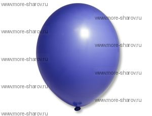 "Шар 14""(34см) Belbal Cornflower Blue 017"