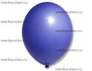 "Шар 14""(34см) Belbal Cornflower Blue 017"