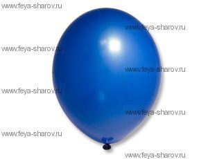 "Шар 14""(34см) Belbal Royal Blue 022"