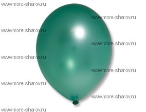 "Шар 14""(32см) Belbal Green 063 Металлик"