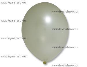 "Шар 14""(32см) Belbal Ivory 077 Металлик"