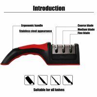 Точилка для ножей 3 Stage Knife Sharpener-4