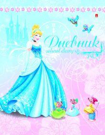 """Дневник 1-4 кл. 48л. (твердый) """"Принцессы. Дисней-1"""" АЛЬТ"""