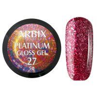 PLATINUM GLOSS GEL ARBIX 27 5 г