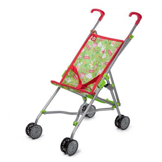 Прогулочная коляска для кукол, веселые зайчишки Kids