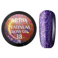 PLATINUM GLOSS GEL ARBIX 38 5 г